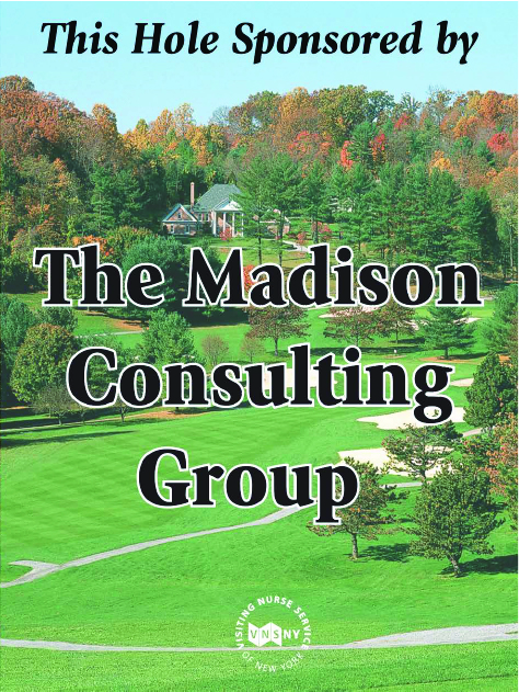 The Madison Consulting Group Signage